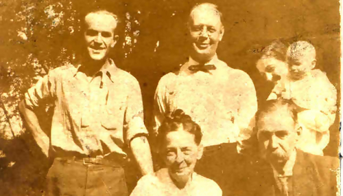 Horace_Hunt_-_4_generations
